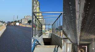 Budowa metra na warszawskiej Woli. Odtwarzają ulicę, wykańczają stacje