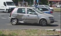 Wypadek na Ochocie, <br />jedna osoba w szpitalu