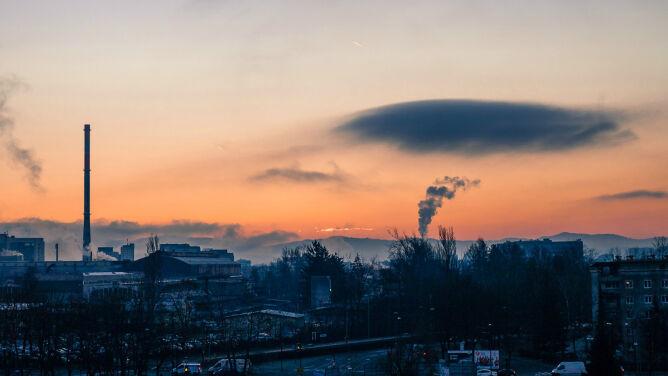 Poranek ze smogiem. <br />Najgorzej jest na południu kraju