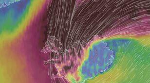 Załamanie pogody na Islandii. Odwołane loty, zamknięte szkoły