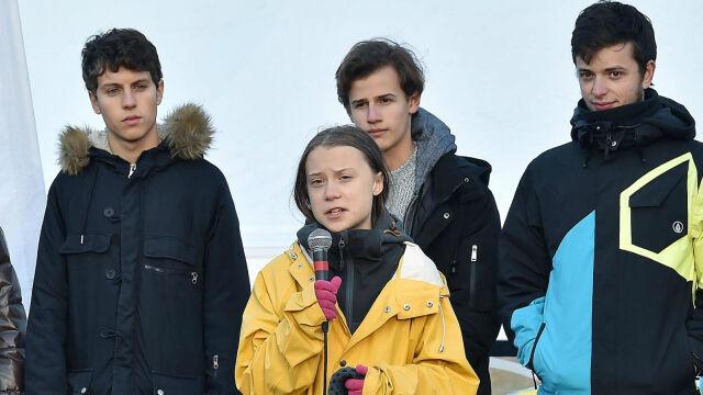 Greta Thunberg przeprasza  za słowa o światowych przywódcach