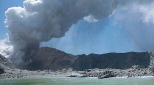 Wulkan White był niespokojny od kilku tygodni.