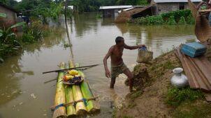 Rośnie bilans ofiar ulewnego deszczu.