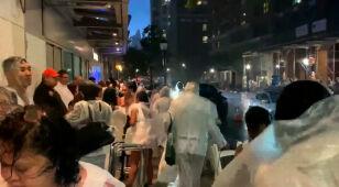 60 tysięcy ludzi chciało brać udział w tej imprezie. Wybranym zepsuła ją pogoda