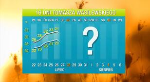 Wasilewskiego prognoza pogody na 16 dni: upał znowu idzie do Polski