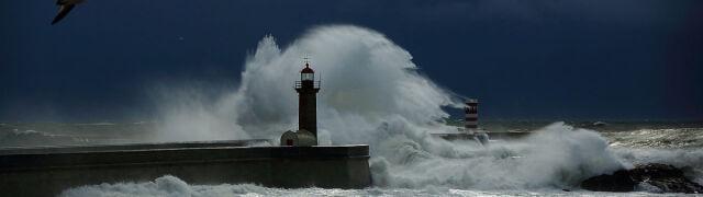 Niebezpieczne porywy wiatru.  Ostrzeżenia w całym kraju