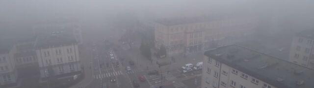Gęsta mgła może zasnuć część kraju. Prognoza pogodowych zagrożeń IMGW