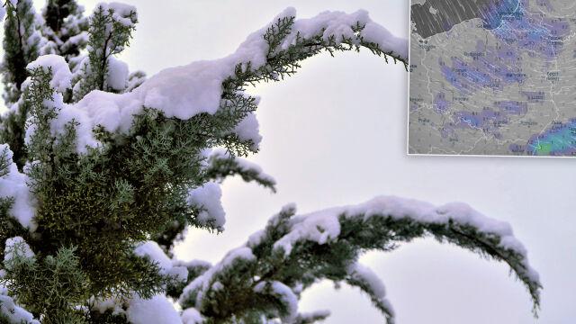 Pogoda na pięć dni: ochłodzenie, spadnie deszcz ze śniegiem i śnieg