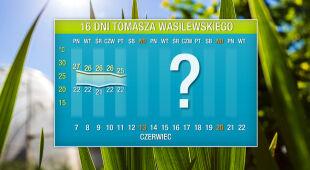 Pogoda na 16 dni: czasami będzie gorąco