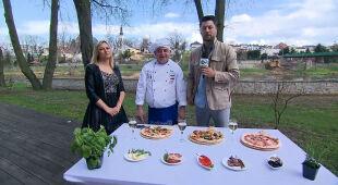 Mistrz pizzy na Uniejowskim Festiwalu Smaków