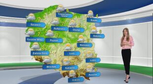 Prognoza pogody na poniedziałek 15.03