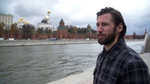 Moskwa oczami Grzegorza Krychowiaka